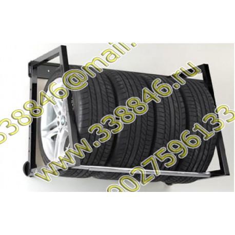 Вешалка для колёс