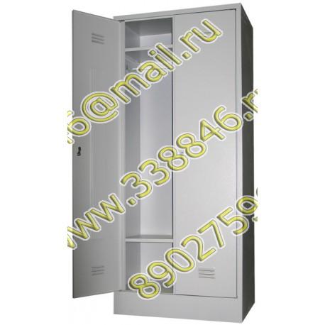 Шкаф сварной ШР-22/800 БП с замками