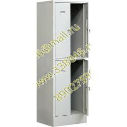 Шкаф сварной ШР-24/600БП с замками