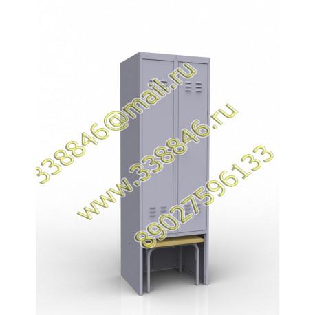 Шкаф ШР-22 L600 BCK