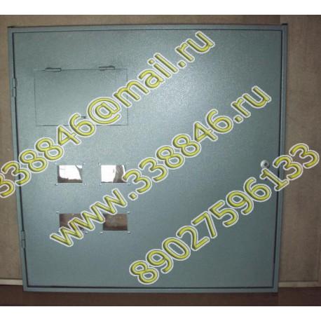 081 Экран (щит) электрощитовой межэтажный